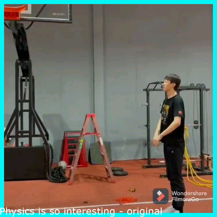 Physics is so cool