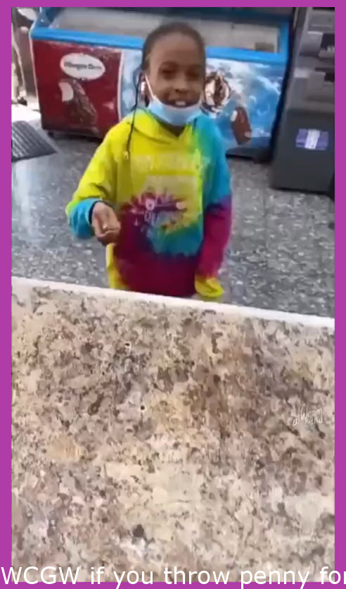 WCGW if you throw penny for some cookie.