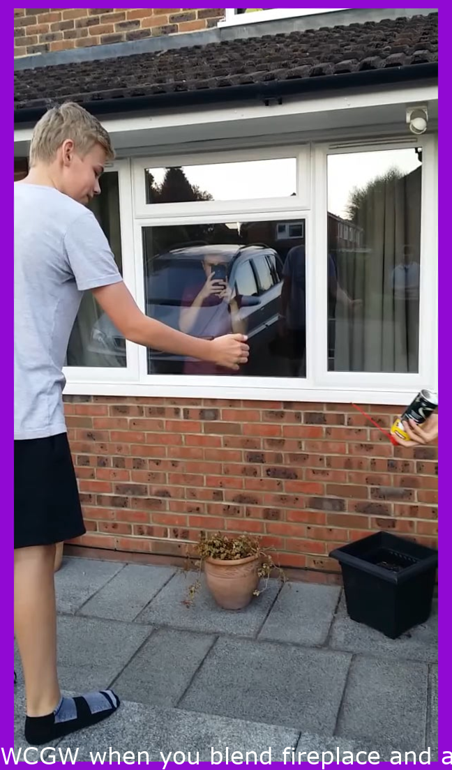 WCGW when you mix fire and aerosol