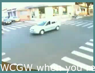 WCGW when you don't stop at a cross road (time stamp 30s for the people with no patience)