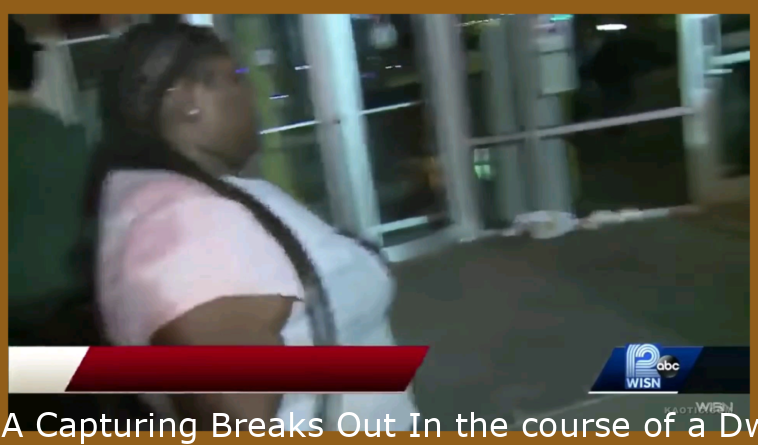 A Shooting Breaks Out During a Live News Broadcast of the Milwaukee All Star Game