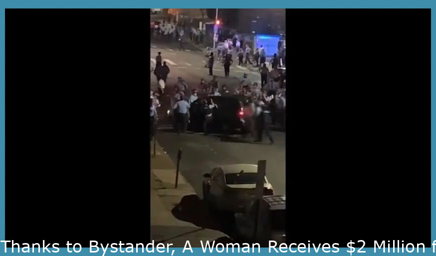 Thanks to Bystander, A Woman Receives $2 Million from Philadelphia. Smashed Windows, Pulled from Car, Assaulted and Falsely Arrested, While in Care of Her 2-year-old.