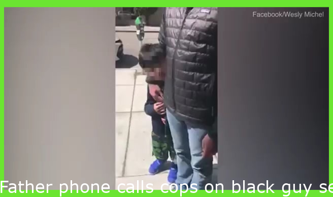 Father calls cops on black man trying to enter his building, and then gets rekt.