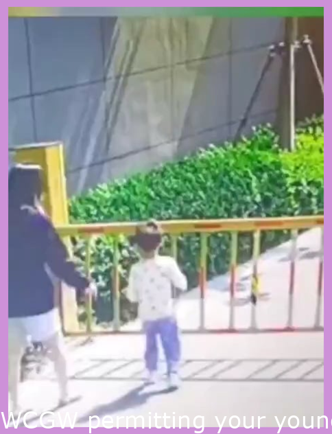 WCGW letting your children take the shortcut way in the dumbest part