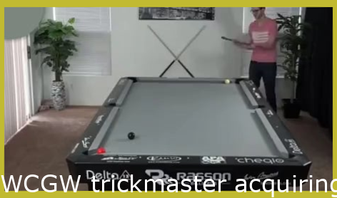 WCGW trickmaster getting out of the board
